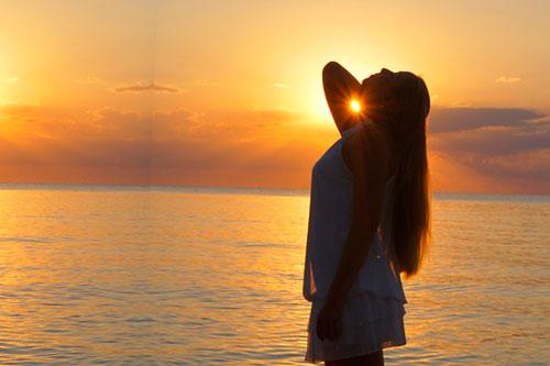 Encontrar tu coraje e irradiar luz interior.